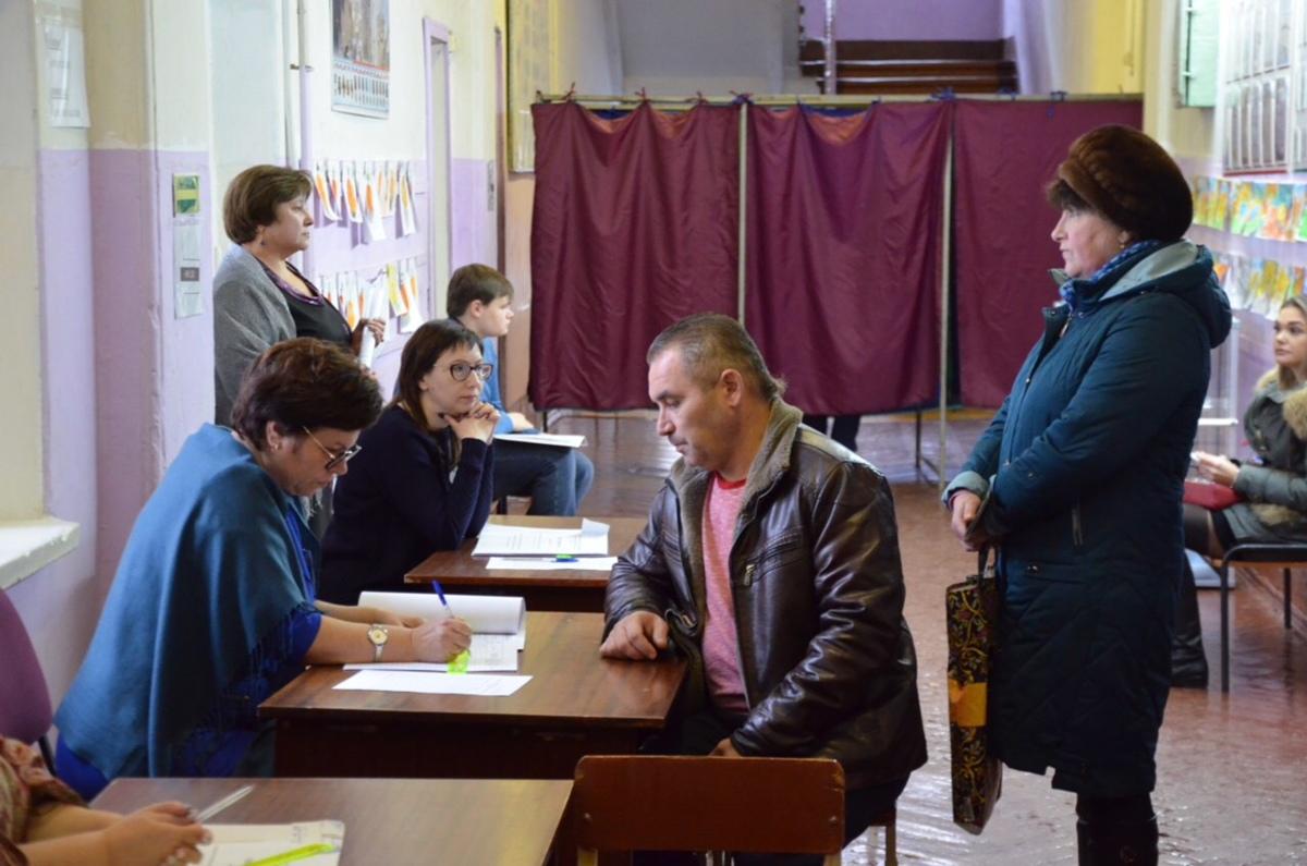 На дополнительных выборах в Переславле проголосовали почти 2 тысячи человек
