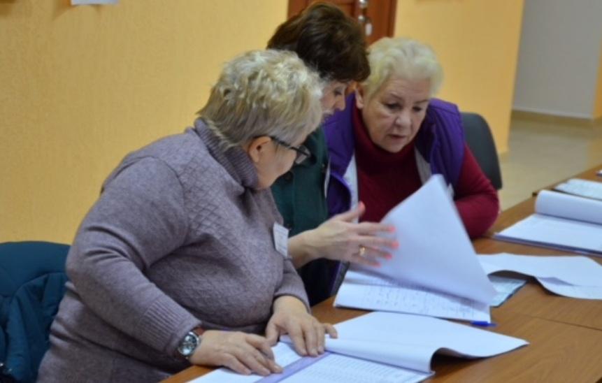 Избирательные участки в Переславле закончили свою работу