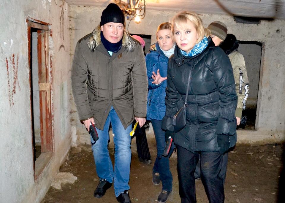 Деятельность управляющей организации Дзержинского района Ярославля проверил зампред правительства