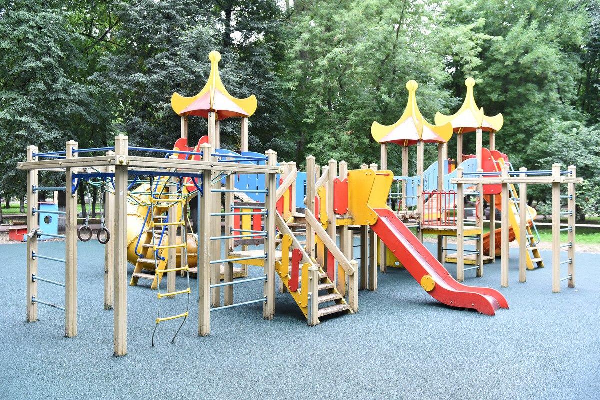В Бутусовском парке в Ярославле установят новый городок: проект