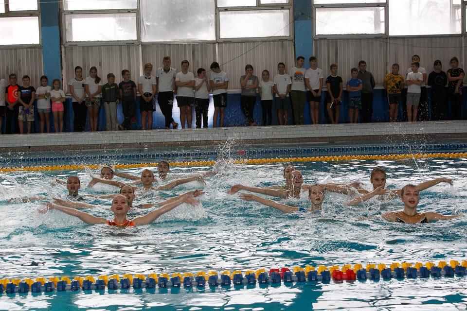 Рыбинск принял 2-й этап фестиваля по плаванию и подводному спорту «I Volga»