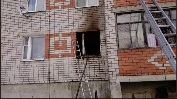 Три маленьких ребенка погибли при пожаре в Ярославском районе