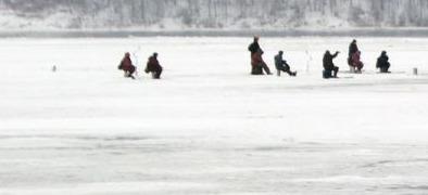 В Ярославской области рыбак провалился под лед и утонул