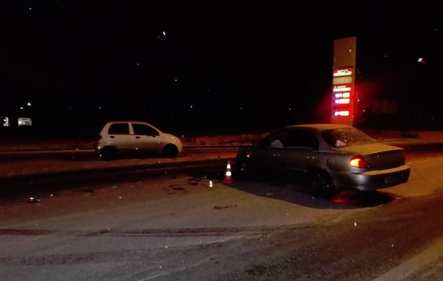 В ДТП на улице Маяковского в Ярославле пострадали два человека