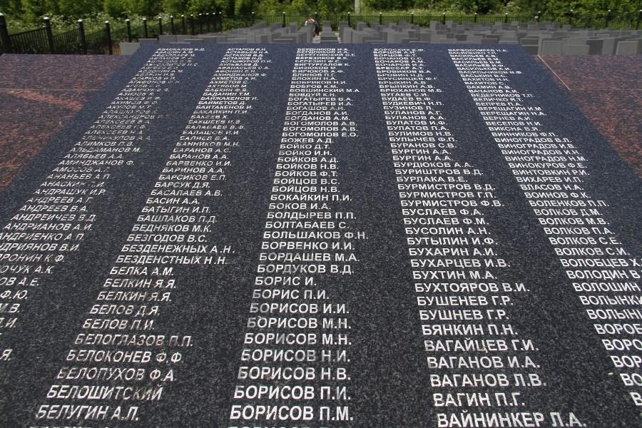 В Рыбинске перезахоронят останки красноармейцев, погибших в годы Великой Отечественной войны