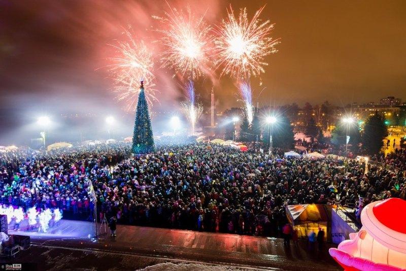 Озвучена программа «НаШествия Дедов Морозов» в Рыбинске