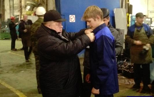 Наградили ярославца, вывезшего рыбинских подростков из зоны ЧС в Краснодарском крае