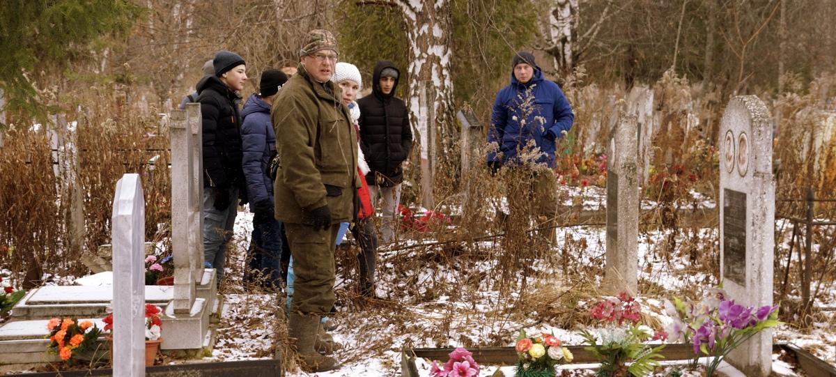 Семиклассник нашел могилу ярославца – полного кавалера ордена Славы Александра Павлова