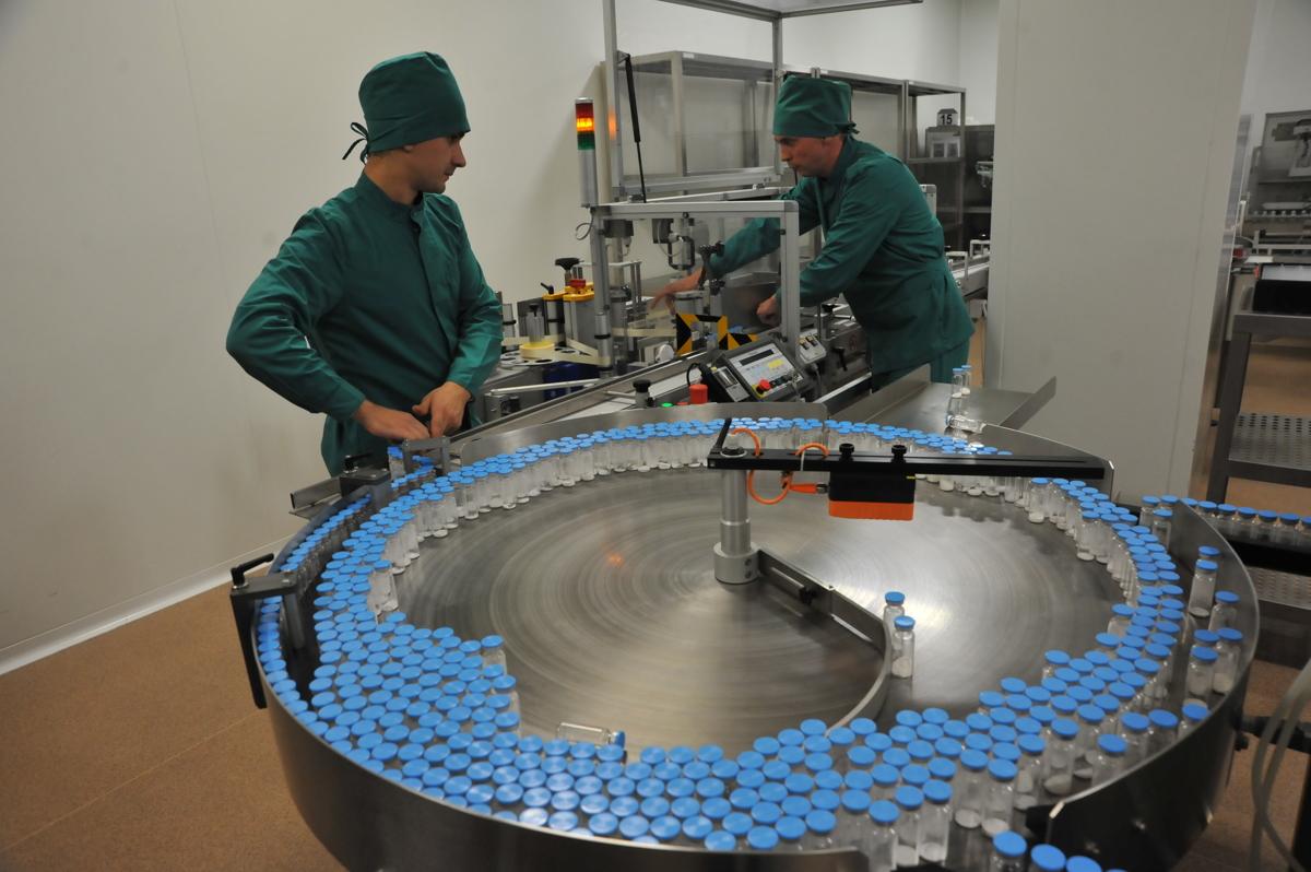 Лекарства с ярославской пропиской. Ярославская область преуспела в выполнении госпрограммы «Фарма-2020»