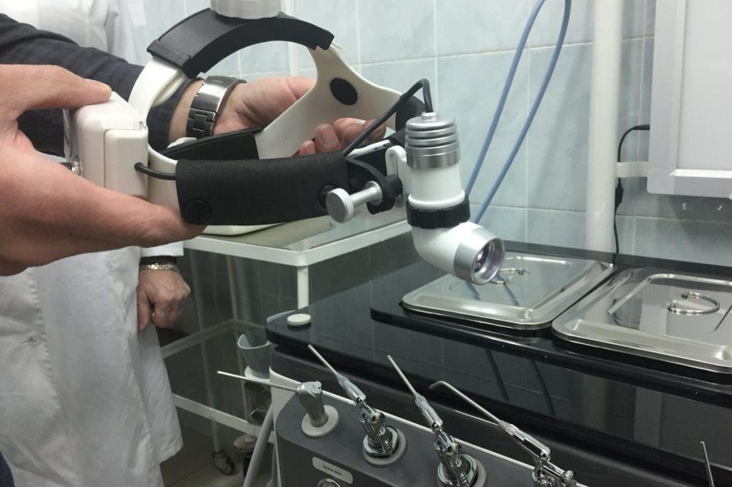 В детскую поликлинику Угличской районной больницы поступило новое оборудование