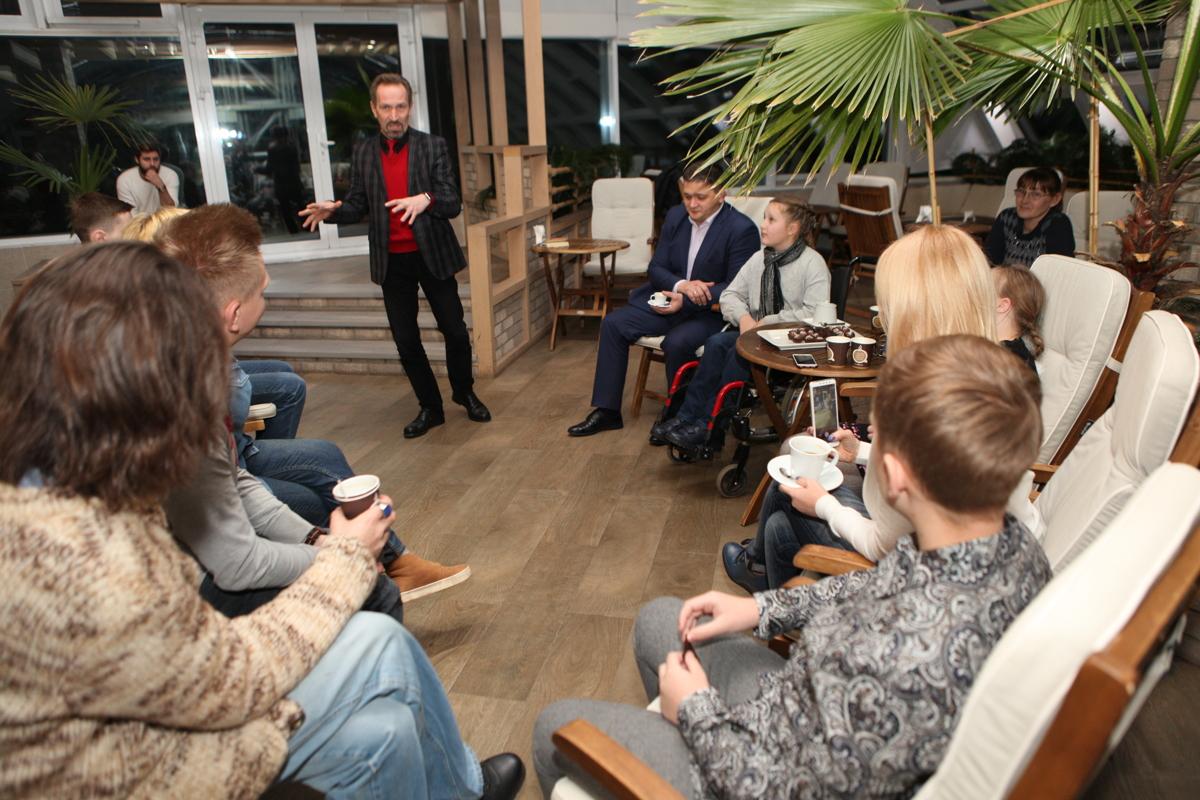«Мы все из одной глины». Звезды кино и шоу-бизнеса могут принять участие в благотворительном спектакле в Ярославле