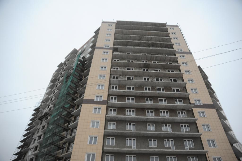 Дмитрий Миронов: проблемный дом на проспекте Фрунзе будет достроен