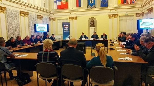 Политсовет «Единой России» поддержал кандидатуру Владимира Волкова на пост мэра Ярославля