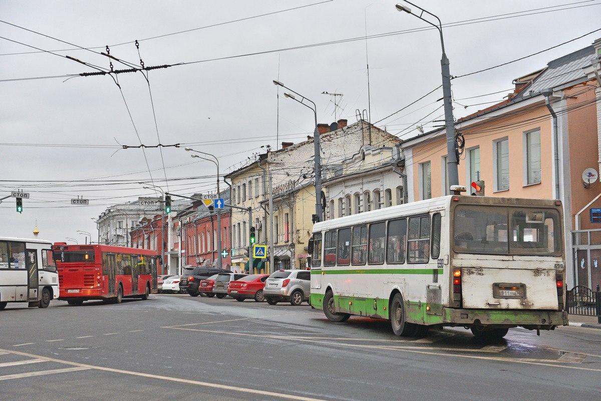 Для Ярославля планируют купить 50 новых автобусов