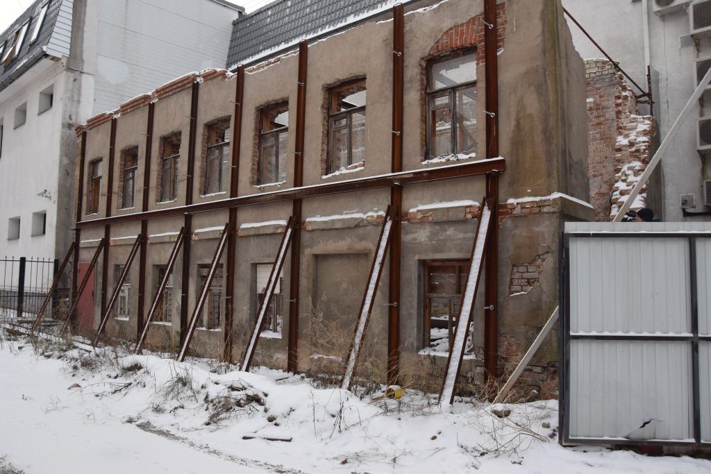 При проверке памятников архитектуры в центре Ярославля выявили нарушения