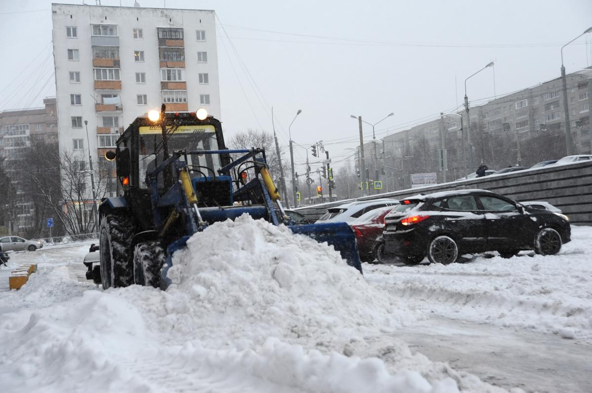 Мэрия об уборке Ярославля: в первую очередь расчищались основные магистрали