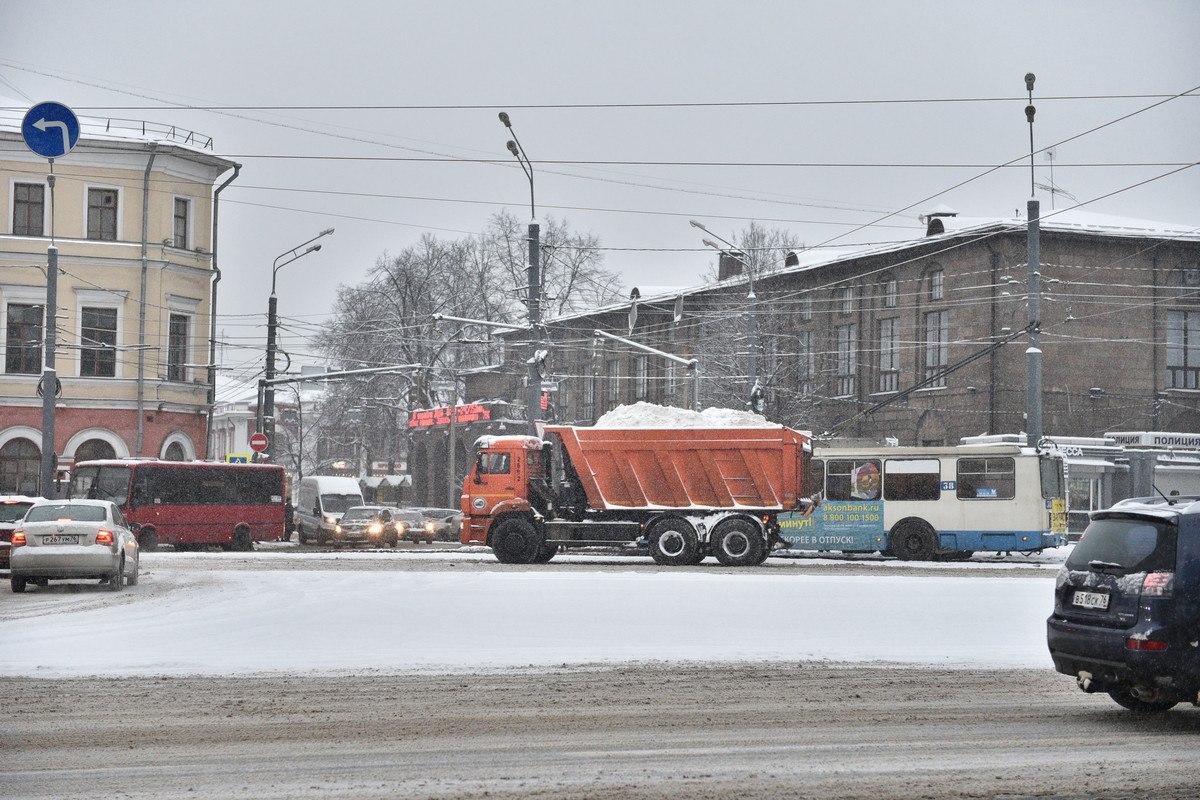 Куда ярославцы могут пожаловаться на плохую уборку дорог