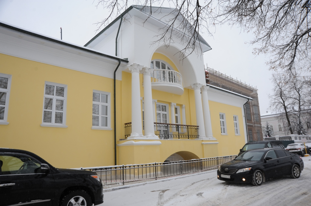 В Ярославле открылся второй частный музей