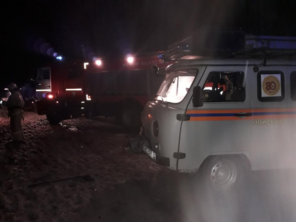 В Ярославской области столкнулись микроавтобус и фура: двое погибших