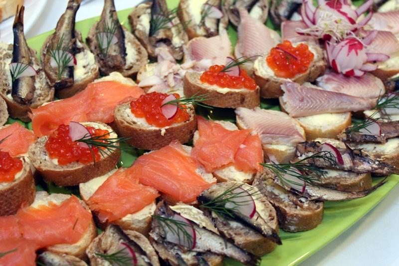 Темой гастрономического фестиваля во время «НаШествия Дедов Морозов» станет рыба