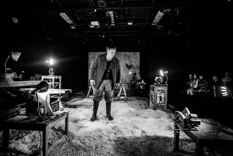 Волковский театр гастролирует в Москве