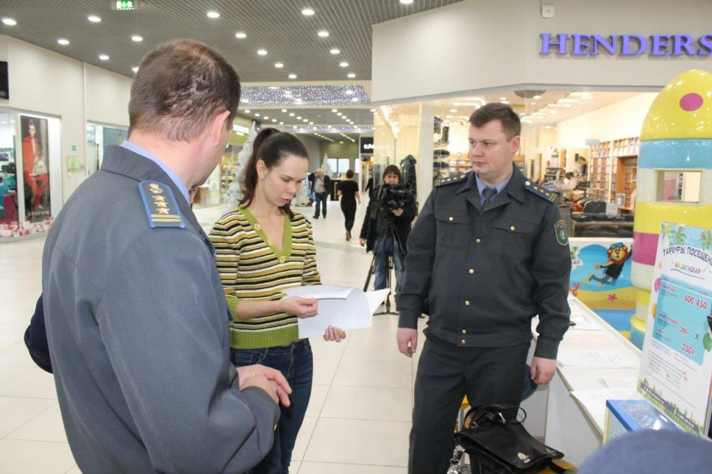 При проверке аттракционов в крупном торговом центре в Ярославле выявили нарушения