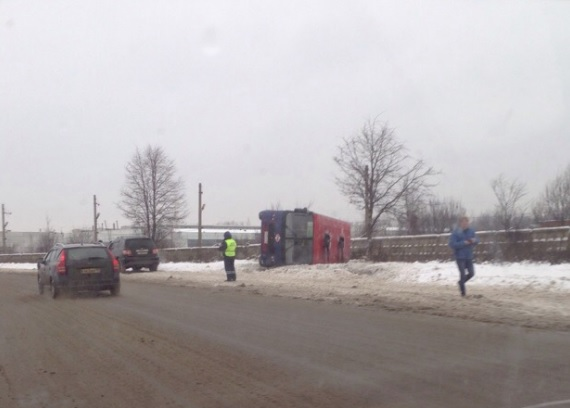 Мэрия назвала предварительные причины ДТП с маршрутками в Ярославле