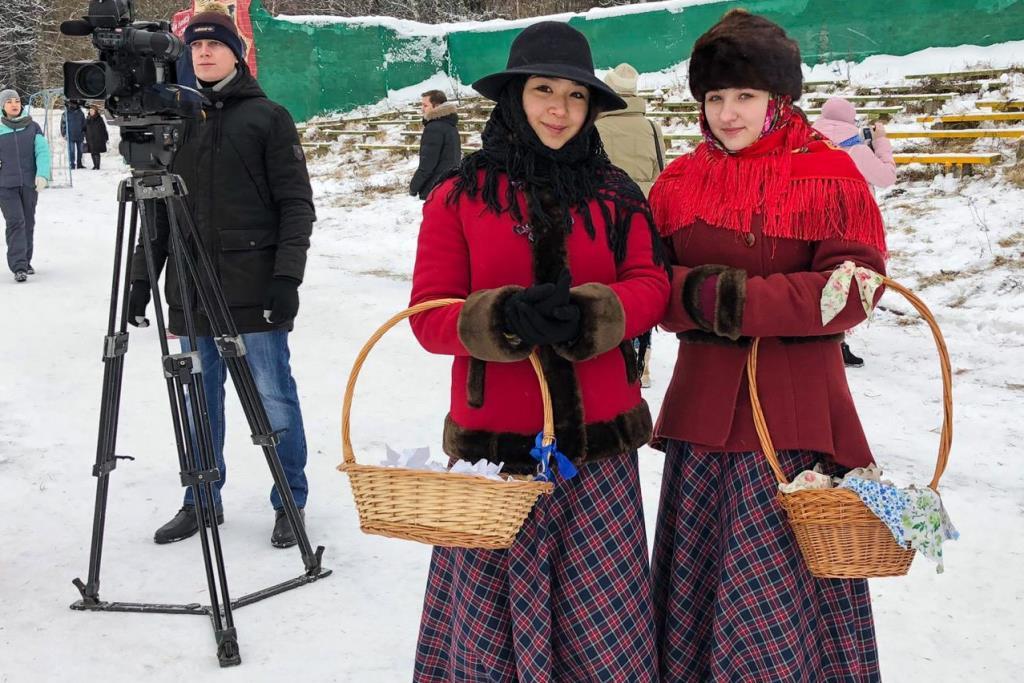 Ретроматч в Ярославской области посетили более 3 тысяч человек