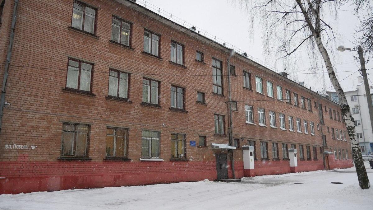 Старый корпус школы №7 в Ярославле закрыли на ремонт
