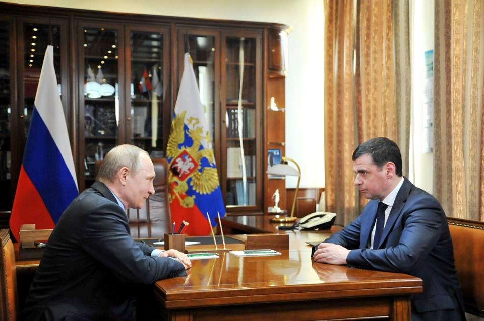 Стала известна программа визита Президента РФ Владимира Путина в Ярославль