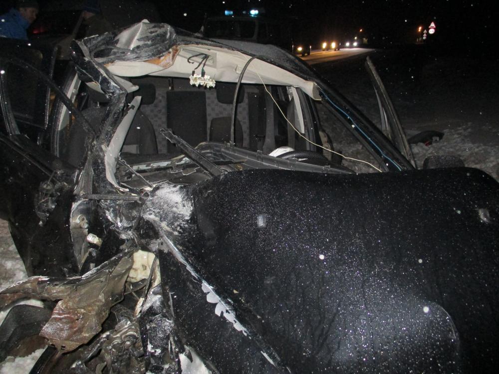 Жуткое ДТП произошло в Ярославской области: есть пострадавшие
