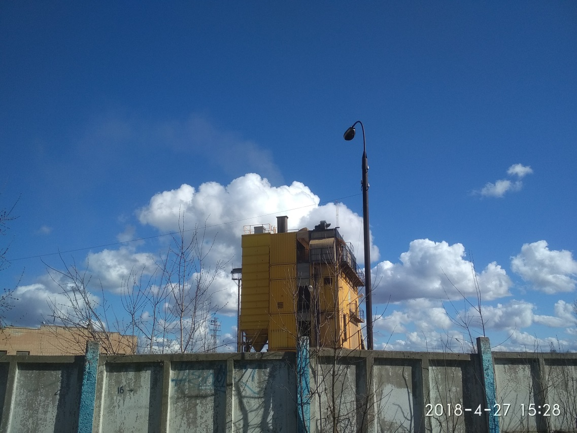 Загрязнявшее воздух в Ярославле предприятие заплатит штраф более 500 тысяч рублей