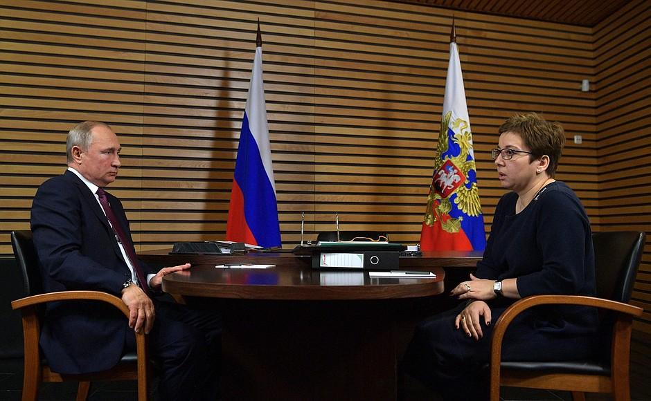 Владимир Путин не смог посетить хоспис в Ростовском районе из-за погоды