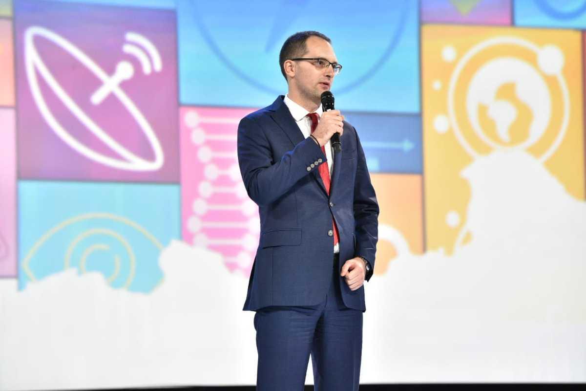 В «Арене-2000» прошло торжественное закрытие форума «ПроеКТОриЯ»