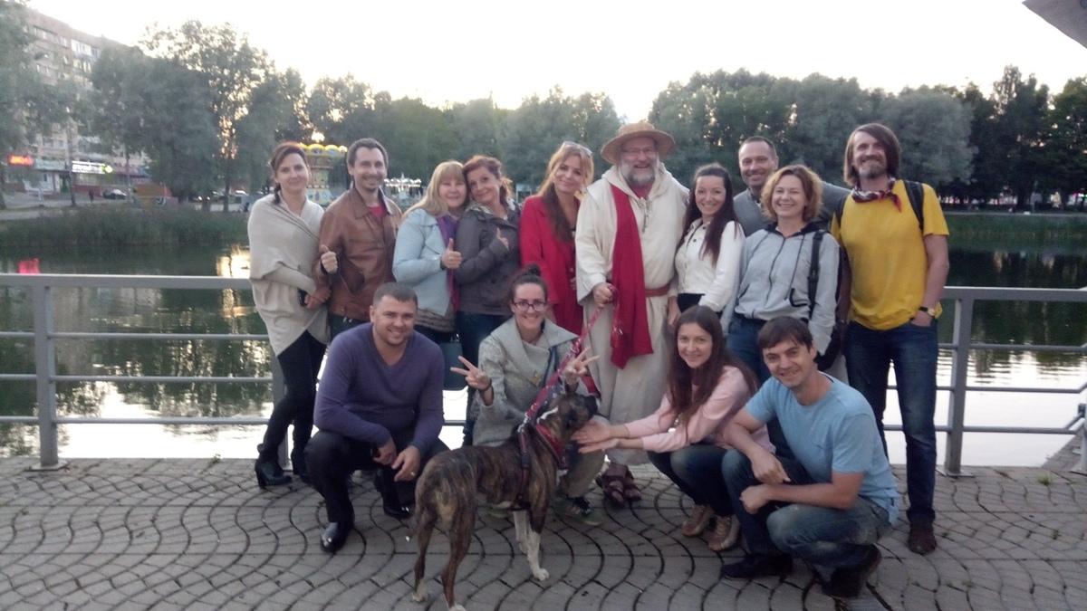 Следуй за мечтой. Ярославскую область посетил потомственный кельтский шаман