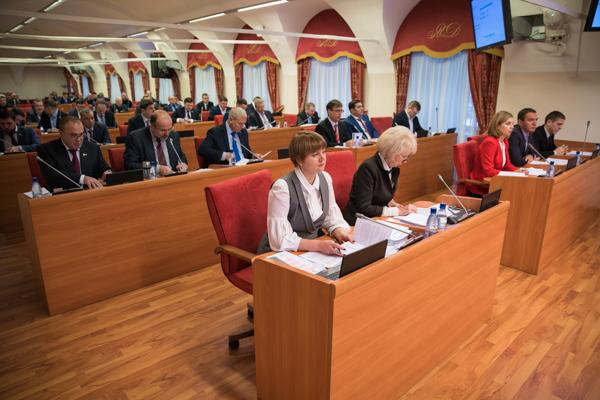 Ярославская областная Дума приняла бюджет региона на 2019 год