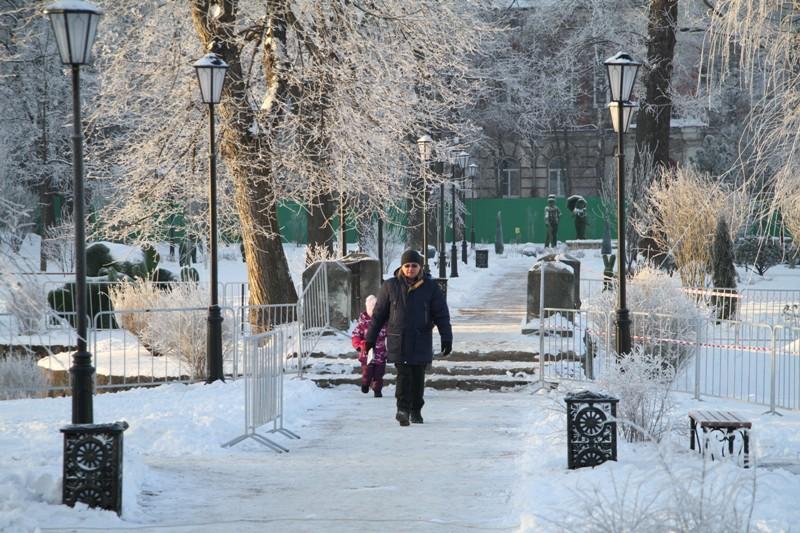 В Рыбинске Карякинский парк открыт для посещения