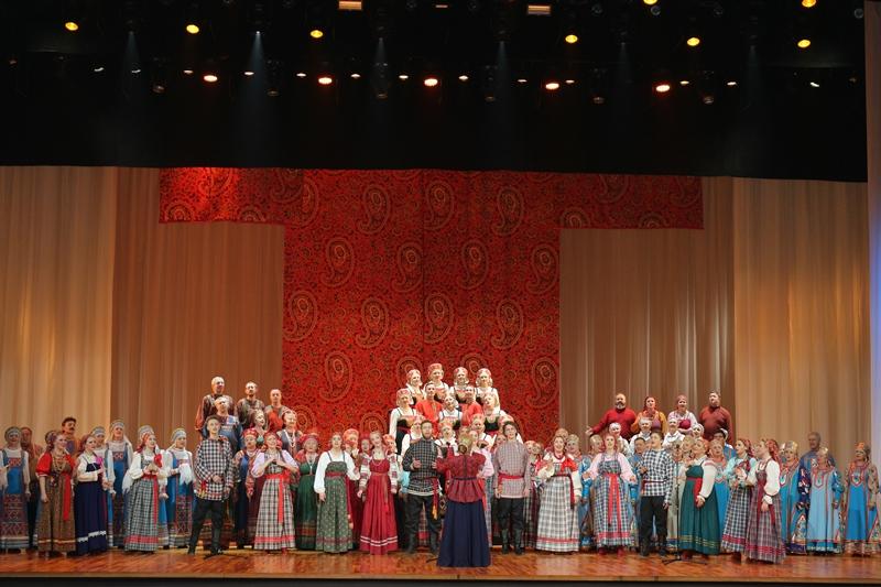 Ярославский областной Дом народного творчества отметил 80-летие
