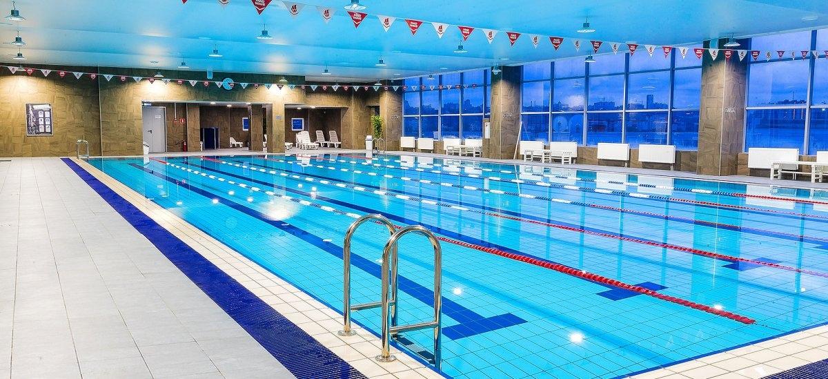 В Ярославле в следующем году откроют новый бассейн