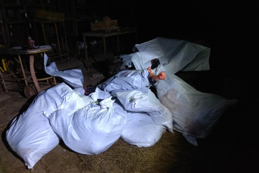 В Ярославской области у Козы задержан рецидивист за убийство кабана и семи лосей