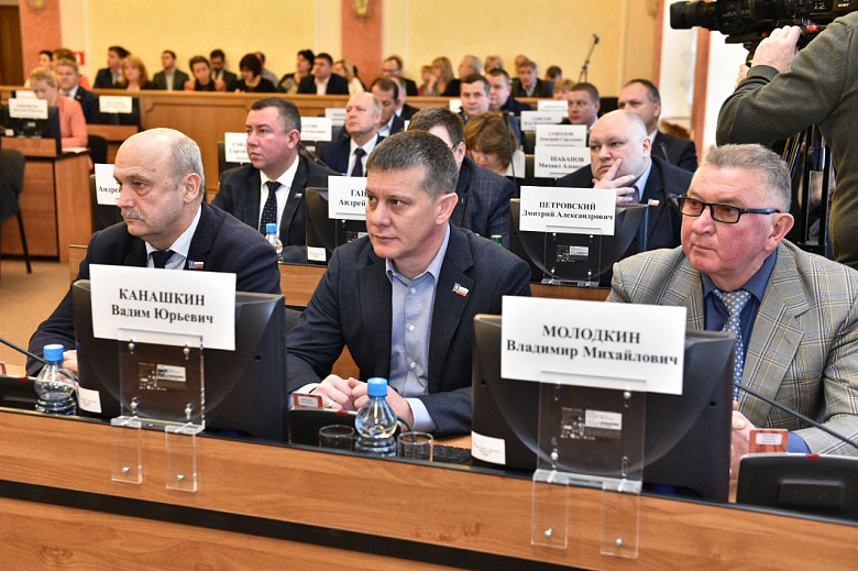 Принят бюджет Ярославля на 2019 год