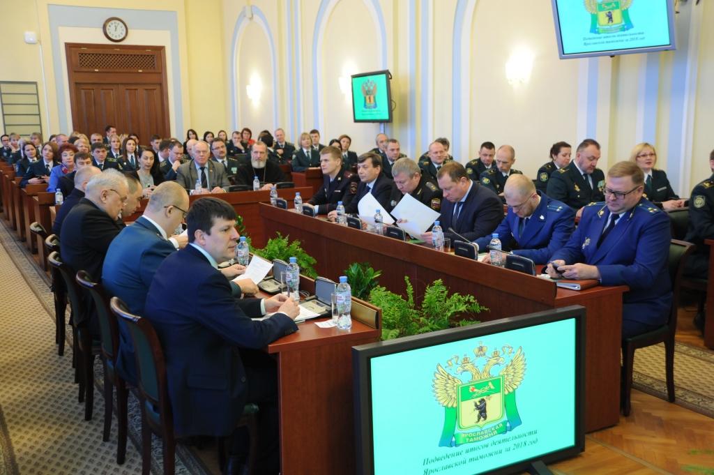 Ярославские товары экспортировались в 113 стран: таможенники подвели итоги года