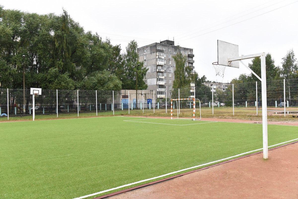 В Ярославской области запланировано строительство спортплощадок в 16 районах