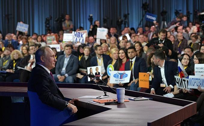 Владимир Путин о пытках в колонии: факты, которые всплывают, недопустимы