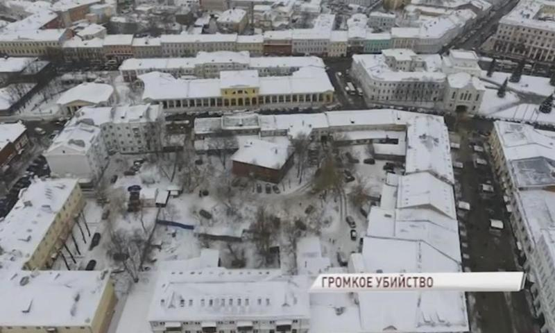 Обвиняемому в убийстве бизнесмена Ильи Исаева продлили срок ареста