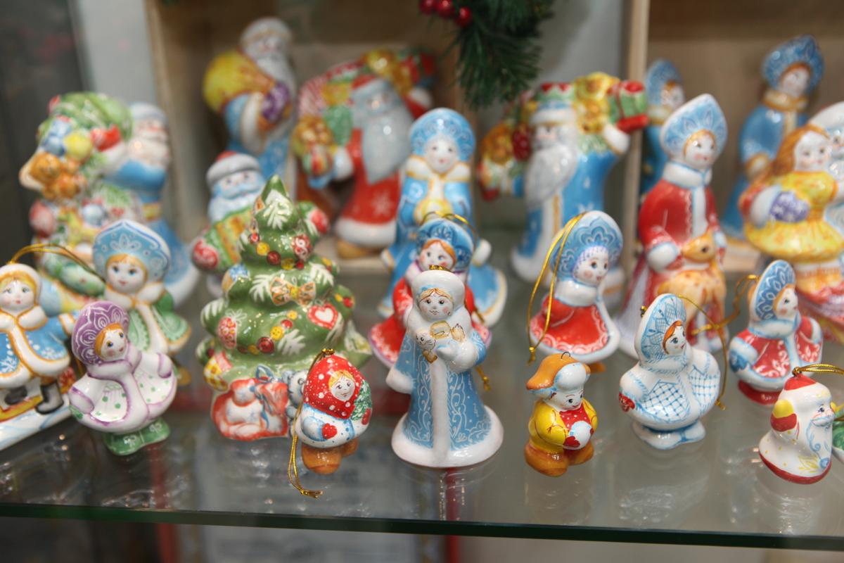 Фабрика Рождества. Как в Ярославле готовят новогодние подарки: фото