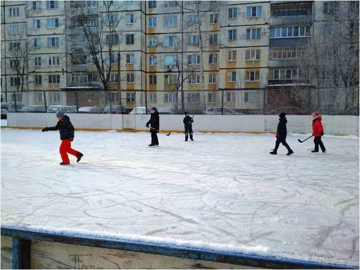В Рыбинске зимой откроют 30 ледовых площадок