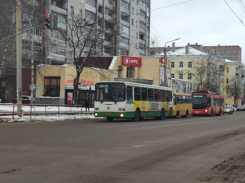В Рыбинске с нового года изменится стоимость проезда в общественном транспорте