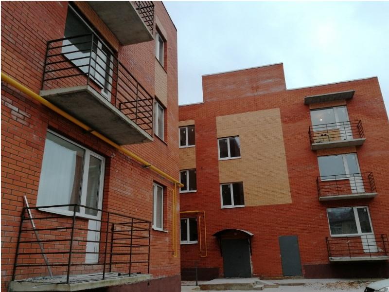 В Ярославле за Волгой введен в эксплуатацию проблемный дом