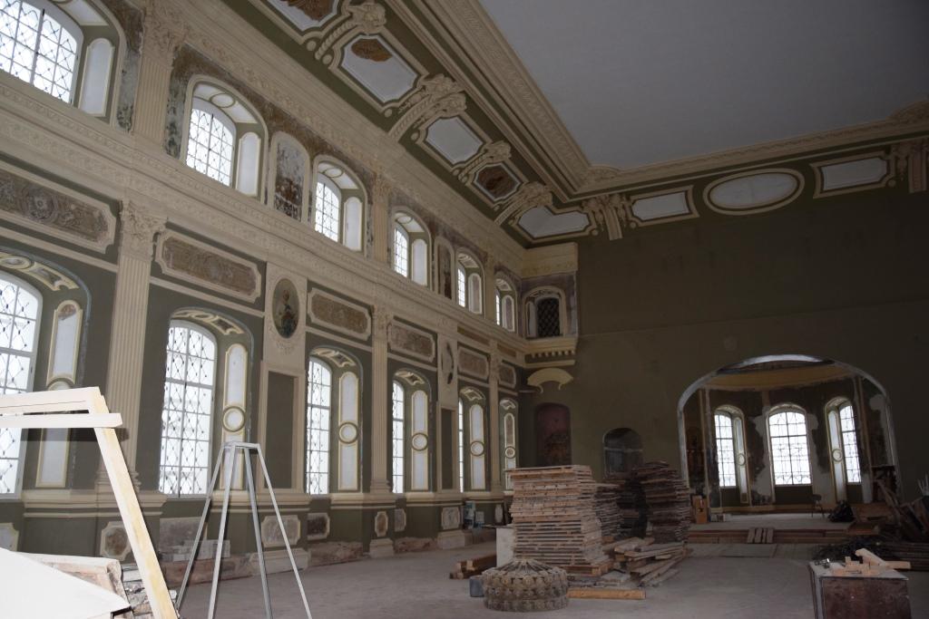 Завершен второй этап реставрации храма Петра и Павла в Ярославле